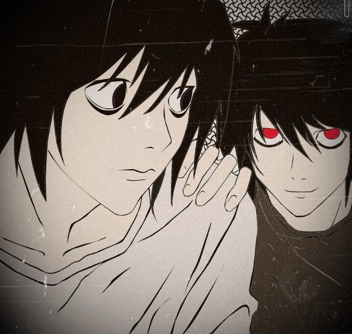 Lawliet and Beyond Birthday