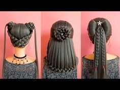 Easy Hair Style for Long Hair | TOP 25 Hairstyles Tutorials Compilation | 2018 #Part 15 – YouTube
