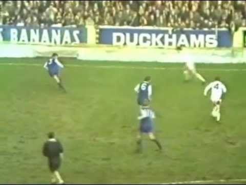 1969 - Leeds United v Sheffield Wednesday
