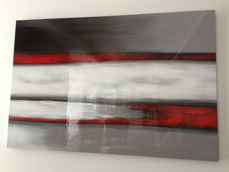 Abstart art painting