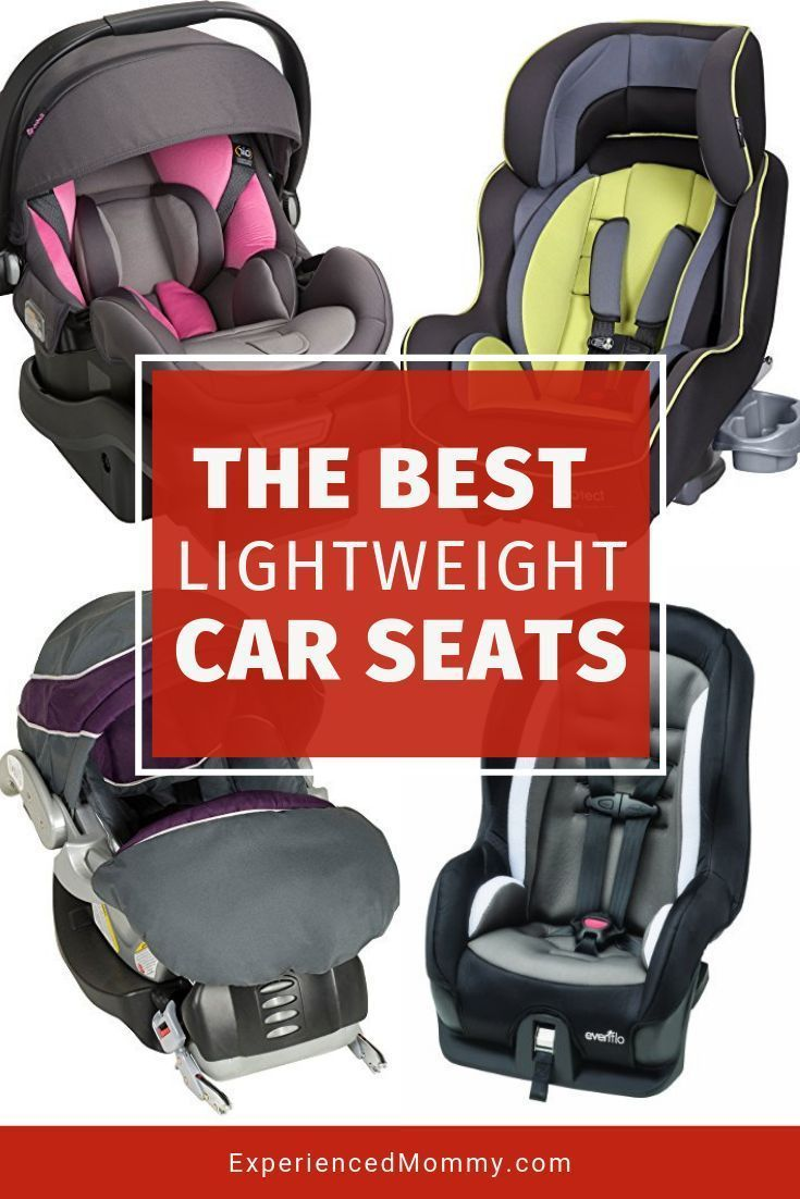 Infant and Convertible Car Seats