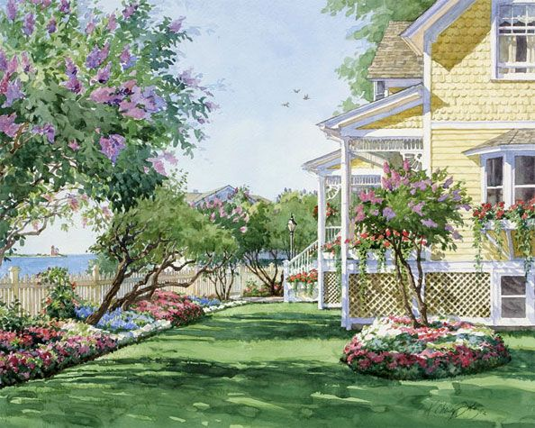 105 Best Images About Art Cottage On Pinterest Gardens