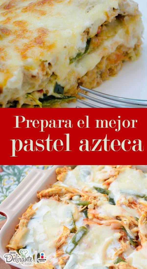 como hacer el mejor pastel azteca | CocinaDelirante
