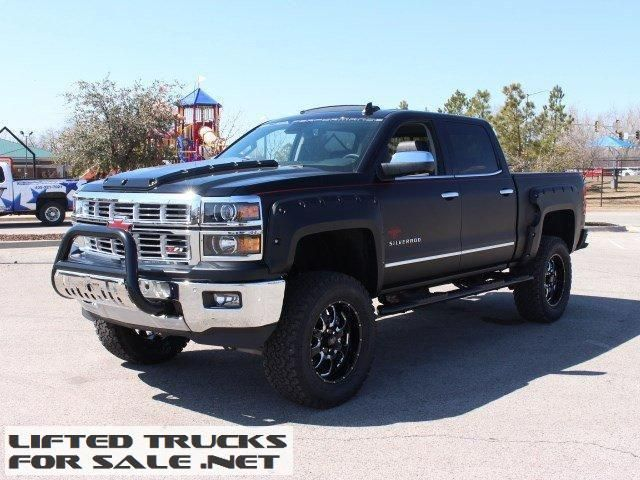 2015 chevy silverado 1500 ltz matte black southern comfort black lifted chevy trucks for sale. Black Bedroom Furniture Sets. Home Design Ideas