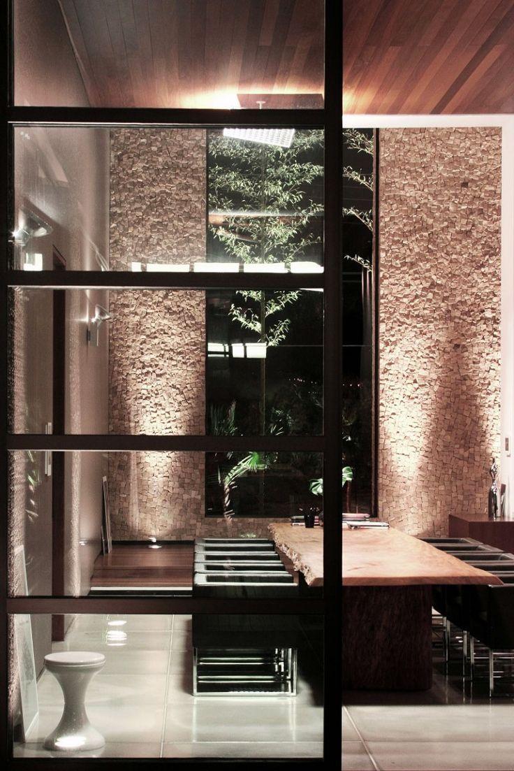 FF House By Studio Guilherme Torres Modern Interior DesignArchitecture DesignDining LightingDining Room