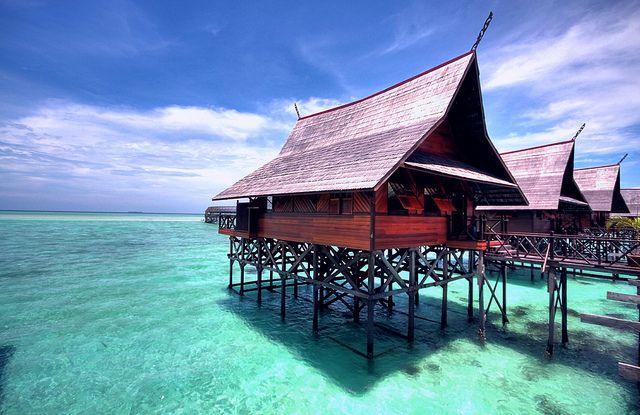 Sipadan-Kapalai Resort, Sabah, Malaysia.