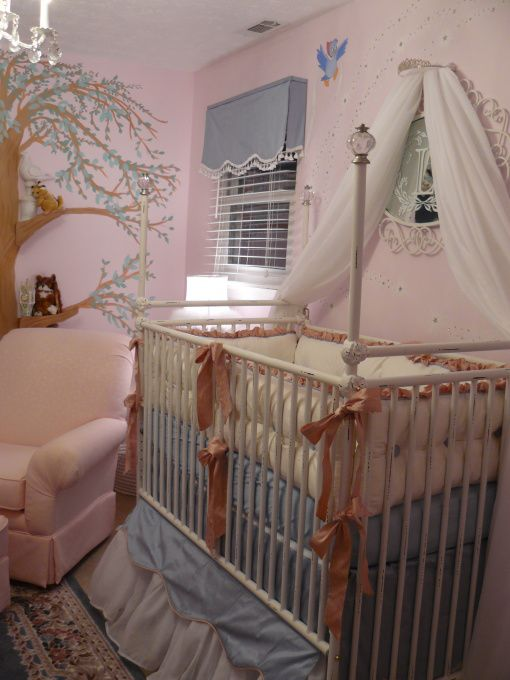 Just Call Her Cinderella Nursery Designs Decorating Ideas Hgtv Rate My E