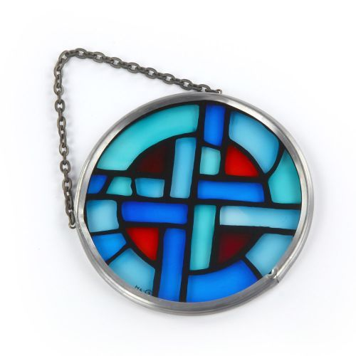 Buy the Stained Glass Window Decoration part of our home ornaments and gifts range. With matching stained glass gifts available buy from the English Heritage online gift shop. International delivery available.