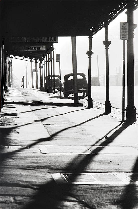 "undr: "" Mark Strizic Queensberry Street at Errol Street 1 1963/1998 """