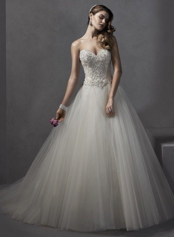 98 best Maggie sottero wedding dresses images on Pinterest | Wedding ...