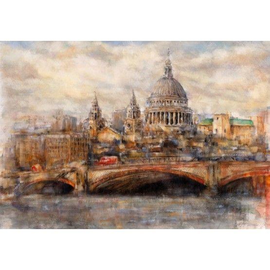 Gary Benfield - St Paul's - limited editin print