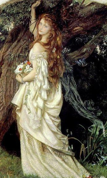 Ophelia, John William Waterhouse