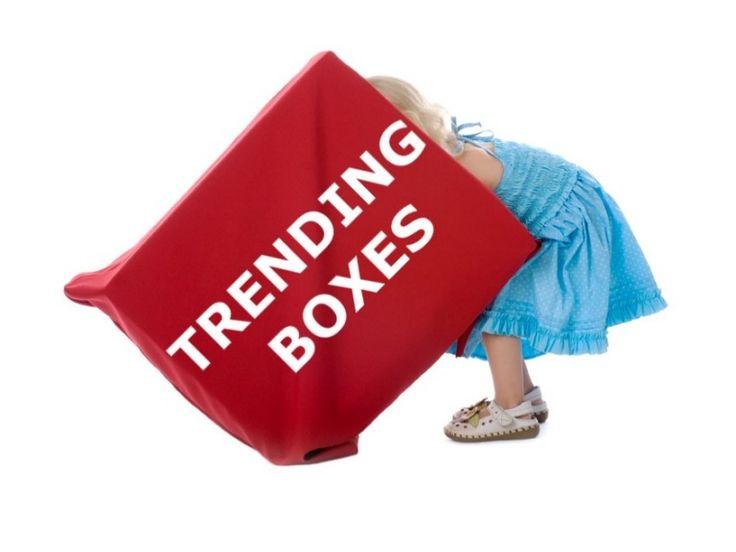 Trending boxes por @Marta Cervera
