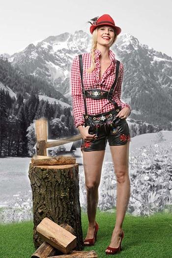Lederhosen Couture