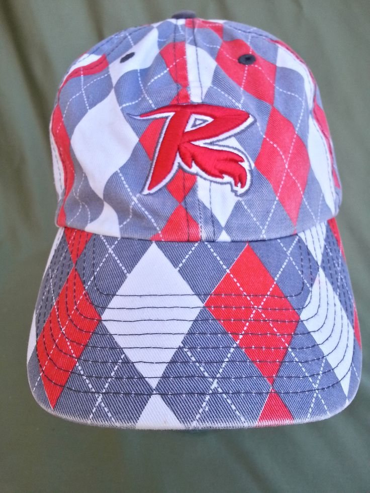 Richmond Flying Squirrels Strapback Hat by 47 Twins
