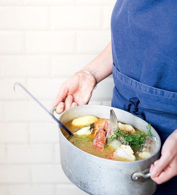 Bouillabaisse : notre recette de bouillabaisse comme à Marseille