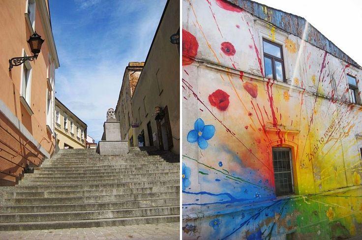Siedem Światów: Spacerkiem po Tarnowie