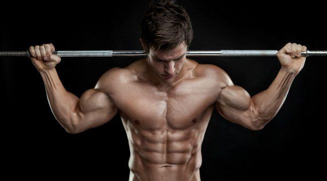 운동하는 남자! 근육질의 남자!  여기에 섬세한 센스까지 있다면?