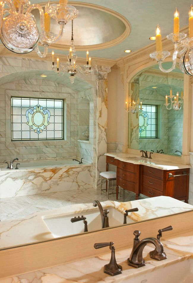 115 best Marble in Bathroom images on Pinterest | Dream bathrooms ...