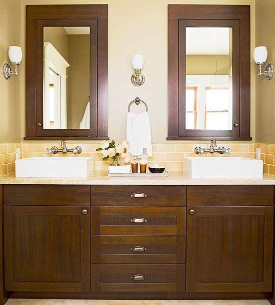 Best Color For Bathroom Vanity: 26 Best Bathroom Images On Pinterest