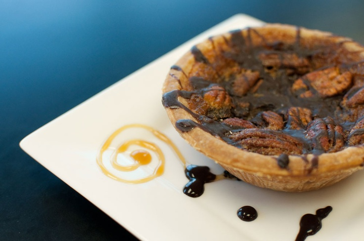 Chocolate Caramel-Almond Tart Recipes — Dishmaps