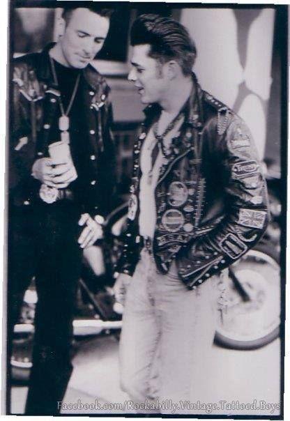 vintage rockabilly ..