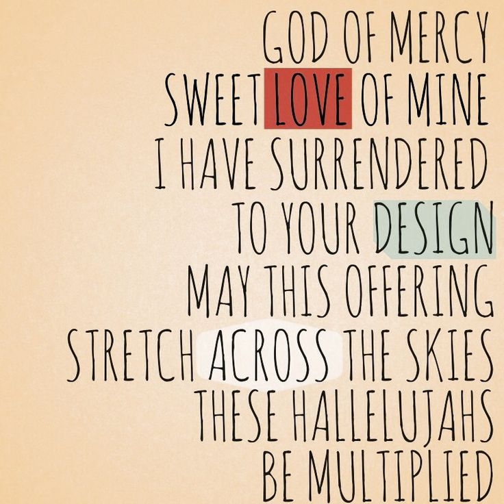 Multiplied - NEEDTOBREATHE || favorite song right now