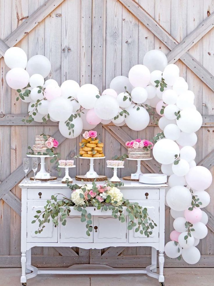 10 Ways To Use Balloons In Your Wedding | Fun365