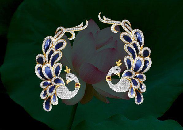 award winning indian diamond jewelry designs - Google Search