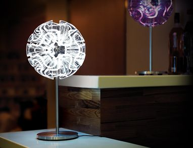 The Coral LED Table Light