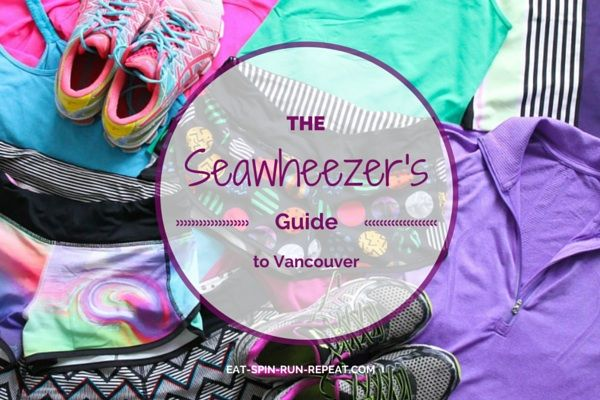 Traveling to Vancouver for the @lululemon Seawheeze Half Marathon? Read this before you go for some tips on what to see, where to go, and where to EAT!