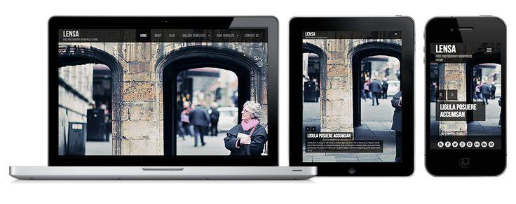 Lensa #Free #Photography #WordPress #Theme, #CSS, #CSS3, #HTML, #HTML5, #PhotoBlog, #PHP, #Resource, #Responsive, #Slideshow, #Template, #Web #Design, #Development