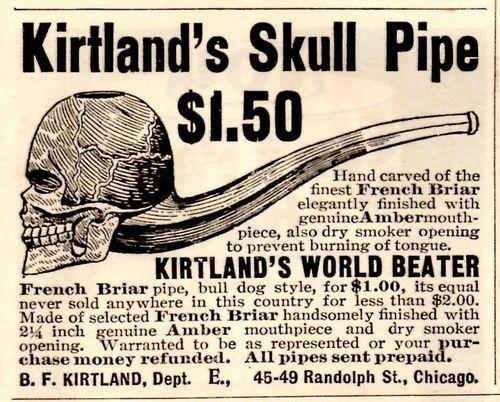 Skull Pipe Ad