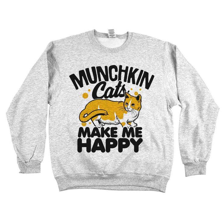 """""""Munchkin-Katzen machen mich glücklich""""   – Cat-Tastic"""