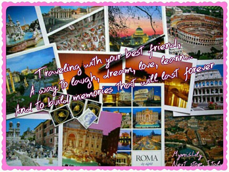 Mymi&Lily - Next stop, Italy