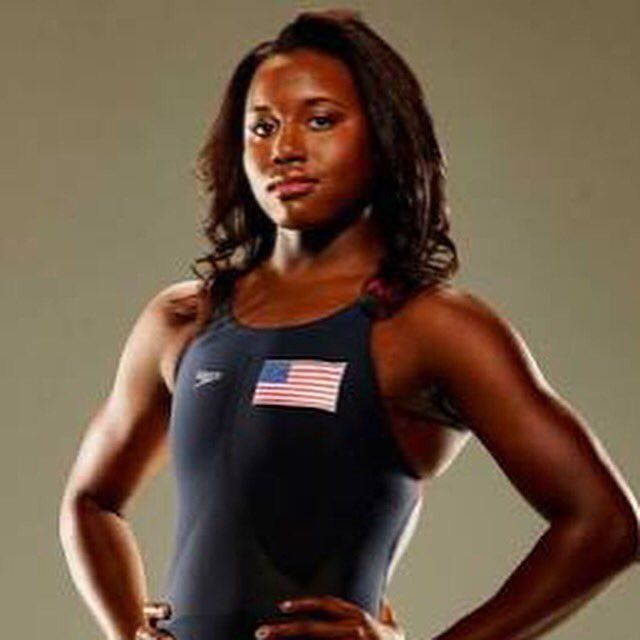 U.S. Olympic Team Retweeted Dana Vollmer @danavollmer Aug 11 SIMONE MANUEL!