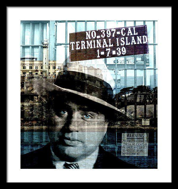 Al Capone Framed Print By Valentina Hramov Al Capone Framed Prints Wall Art