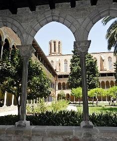 El Monasterio de Pedralbes - Barcelona