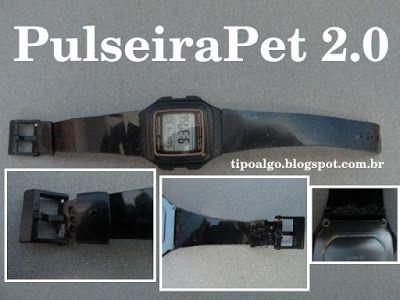 Tipoalgo: PulseiraPet 2.0