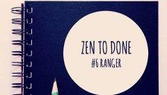 ZTD Habitude #6 - Ranger