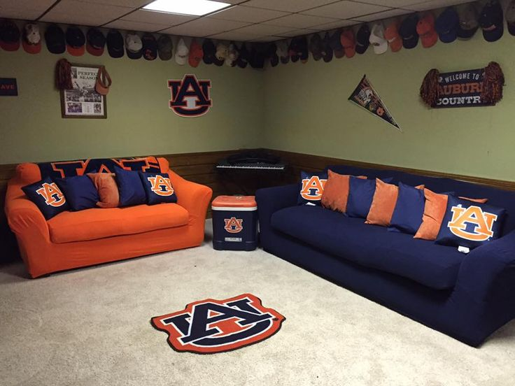Lsu Man Cave Ideas : Images about auburn things on pinterest