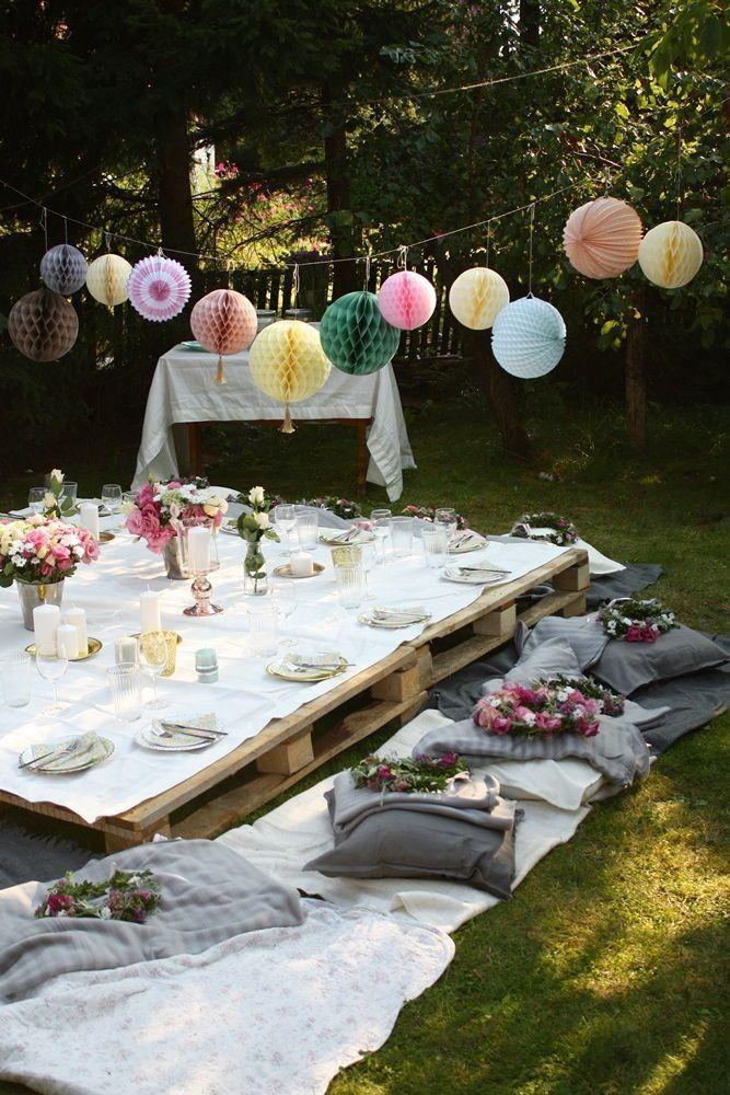 Cool 44 Best Garden Party With Amazing Decor for Teen decoraiso.com/… – #amazi…