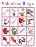 valentine's day bingo pinterest