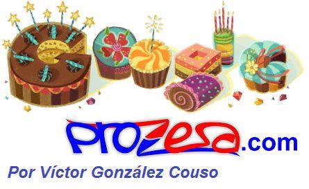 Gracias por las felicitaciones de mi #cumpleaños y por vuestro seguimiento a #proZesa  Agradecimientos fecha proZesa