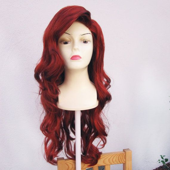 Ariel Wig Adult 69
