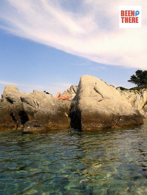relaz and enjoy life, sea and sun