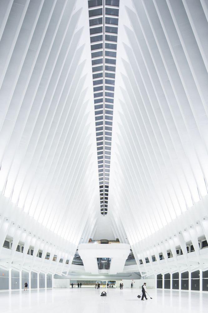 Gallery of Gallery: Santiago Calatrava's WTC Transportation Hub Photographed by Laurian Ghinitoiu - 5