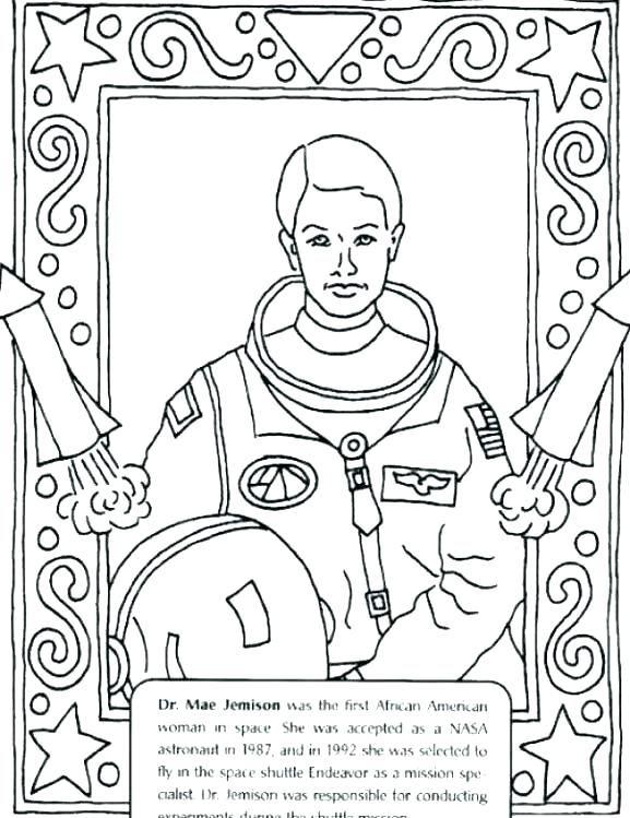 Black History Month Coloring Sheets # ...