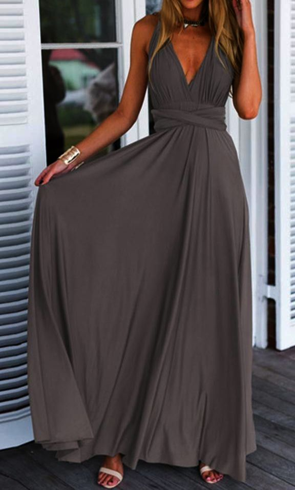6d9b3e5bac Little Mistress Metallic Jersey Maxi Dress With Wrap Detail Short Sleeve Maxi  Tier Dress