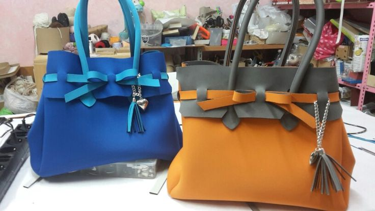 Borsa Birkin in Neoprene